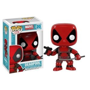 Marvel Deadpool Bobble Head Vinyl Figure